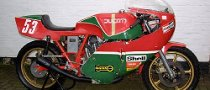 IOMTT 1973 Ducati NCR Goes Under the Hammer