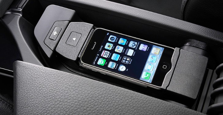 Bmw Phone Cradle Iphone