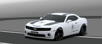 Irmscher Boosts the Chevrolet Camaro