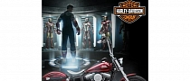 Iron Man 3 Goes Harley-Davidson