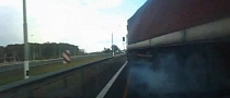 Irresponsible BMW X5 Driver Nearly Causes Huge Crash on Highway [Video]