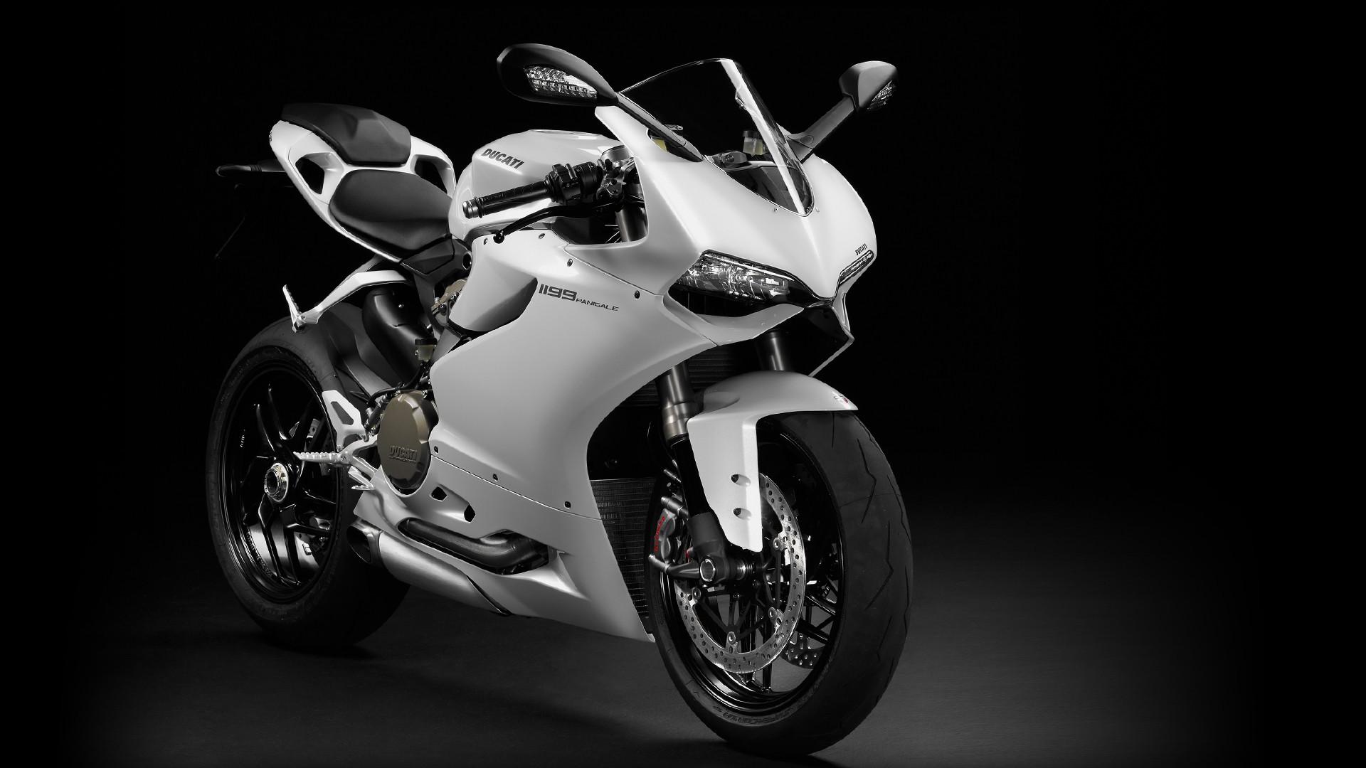 Ducati  Penigale White