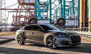 Is the 2020 Audi RS5 Sportback Now The Best-Looking 4-Door Coupe?