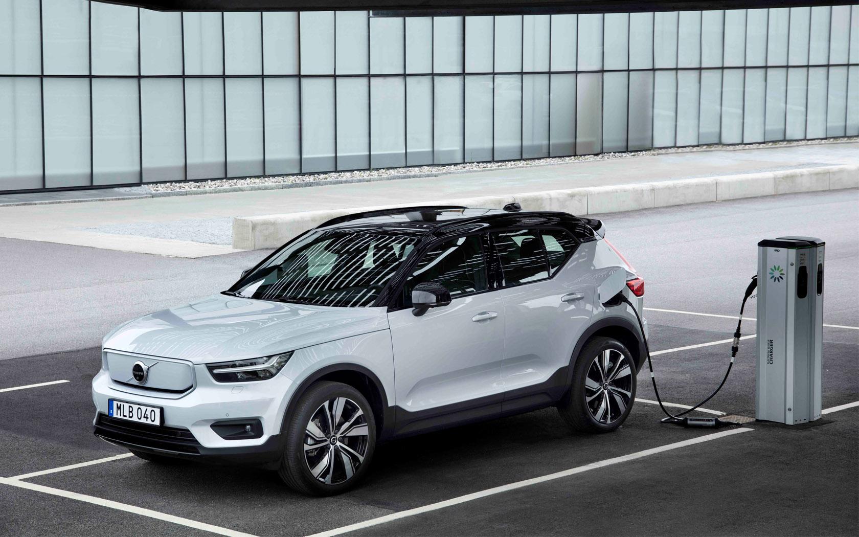 is the 2021 volvo xc40 recharge ev worth buying despite