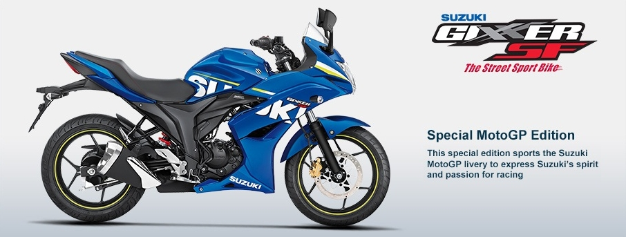 Is the Indian Suzuki Gixxer SF a Hint that a Small-Displacement Machine Is on the Way ...