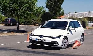 Is the New 2020 Volkswagen Golf Unsafe? Moose Test Seems to Suggest So