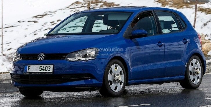 Is This Actually A Skoda Fabia Test Mule Autoevolution