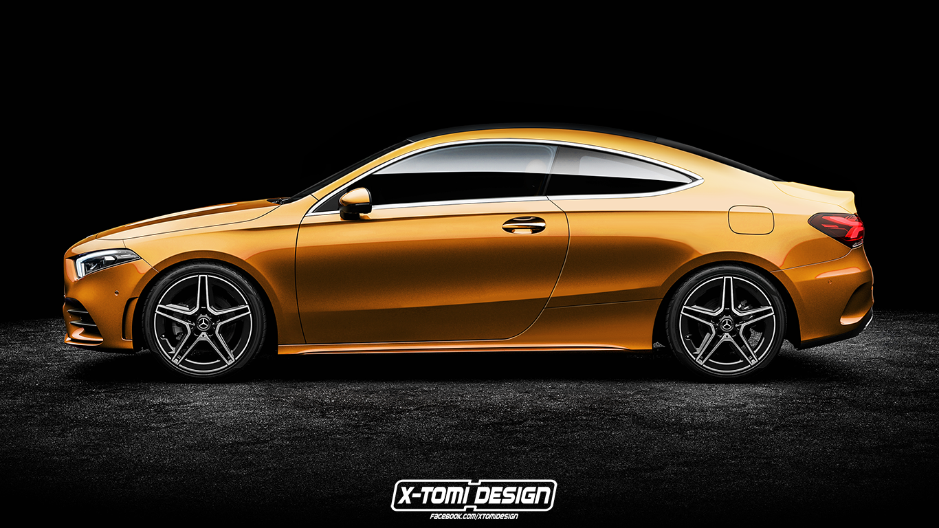 Is This Mercedes Benz A Class Coupe Worth Building Autoevolution