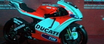 Is This Really a Spy Photo of the Ducati GP13?