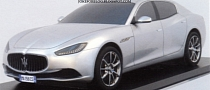 Is This the Maserati Ghibli?