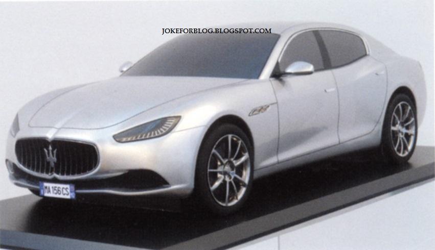 Is This the Maserati Ghibli? - autoevolution