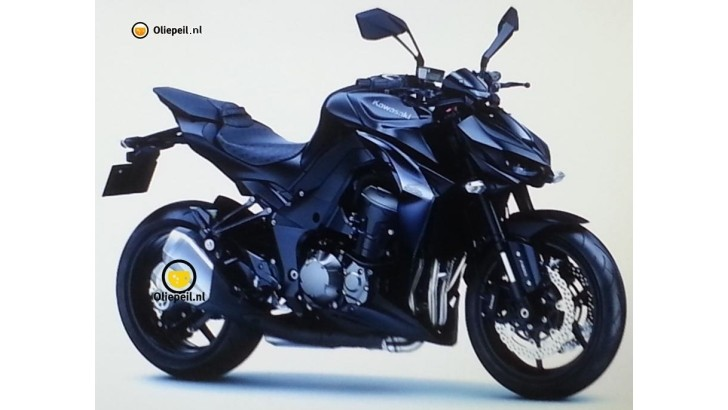 Is This the New Kawasaki Z1000?