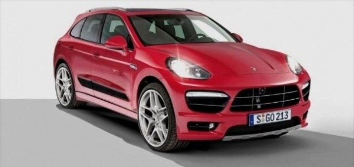 Is This the Real Porsche Macan?