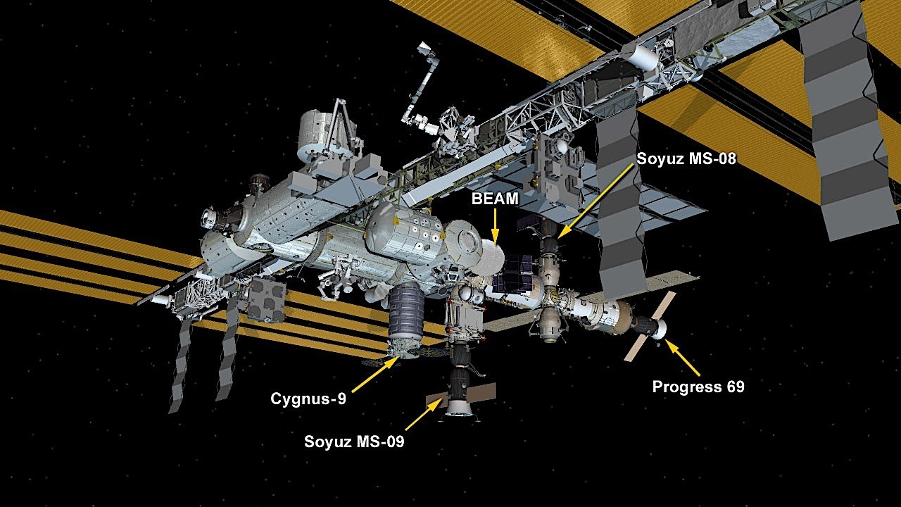 Russian Federation could leave NASA without access to the ISS