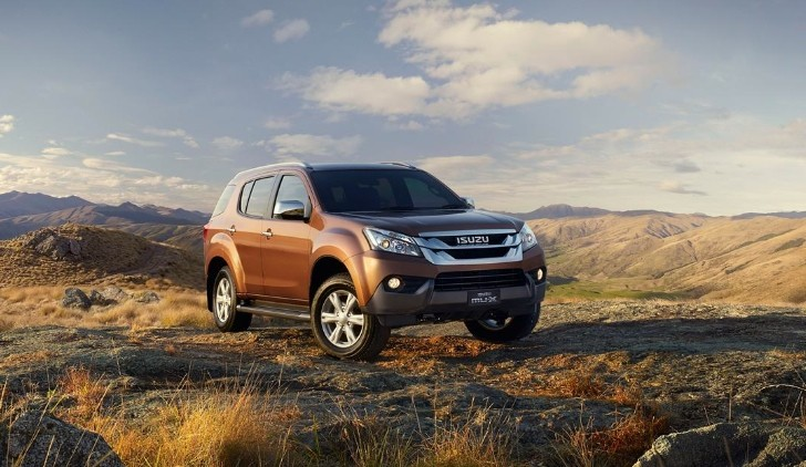 Isuzu Launches New MU-X SUV [Video] [Photo Gallery]