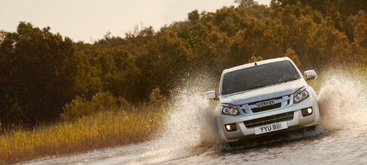 Isuzu UK Introduces New D-Max Pickup with 5-Year Warranty