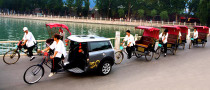 It's a Wonder (Electric Motor): Chinese Taxis Go Electric