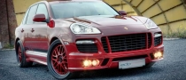 It's an SUV, It's a Sports Car, It's edo's Cayenne GTS!