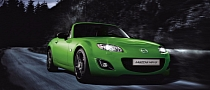 It's Green, It's Mean: Mazda Launches MX-5 Karai Special Edition