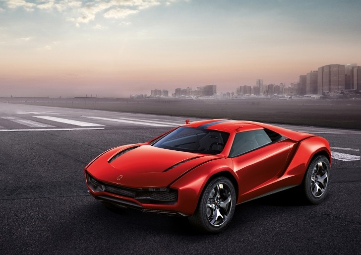 ItalDesign Giugiaro Parcour is a Lamborghini-Powered Crossover SUV [Photo Gallery]