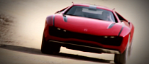 ItalDesign Released New Video of Giugiaro Parcour [Video]