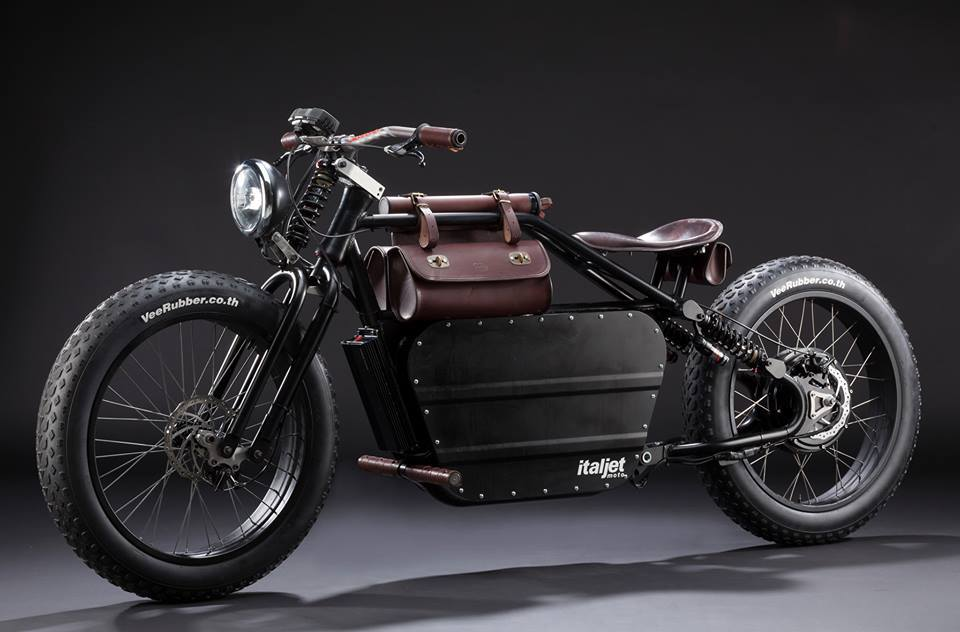 Italjet Slowly Drifting Towards Electric Motorcycles