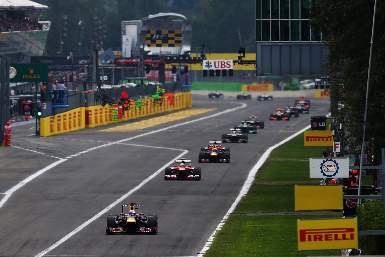 Circuit Monza Italia : Italy s monza might become the next legendary racing