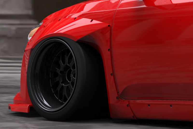 It S Official 2014 Scion Tc Will Get Rocket Bunny Kit