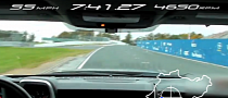It's Official: Camaro ZL1 Laps the Nurburgring in 7:41.27 [Video