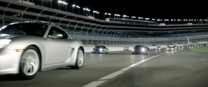 It's Raining Porsche Caymans: Code of the Curve [Video]