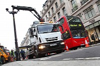 Iveco Eurocargo delivers a bright future in London