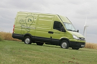 EcoDaily van and chassis cab now available in the UK