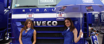Iveco, Official Sponsor of Yamaha Racing Team