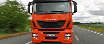 Iveco Stralis Hi-Way Launched