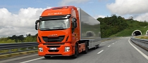 Iveco Stralis Hi-Way Voted 'Truck of the Year 2013'