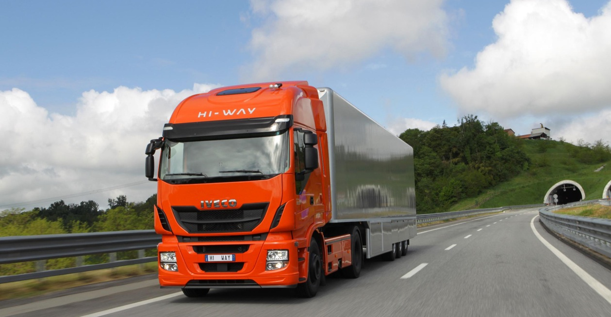 Iveco Stralis Hi Way Voted Truck Of The Year 2013