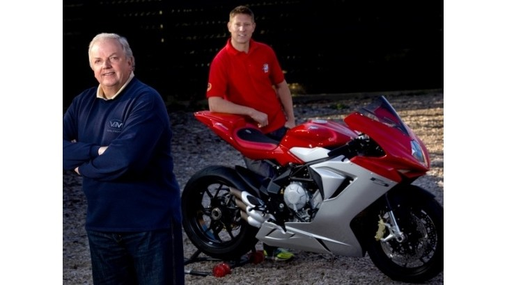 Jack Valentine Brings MV Agusta F3 675 to the 2013 Isle of Man TT