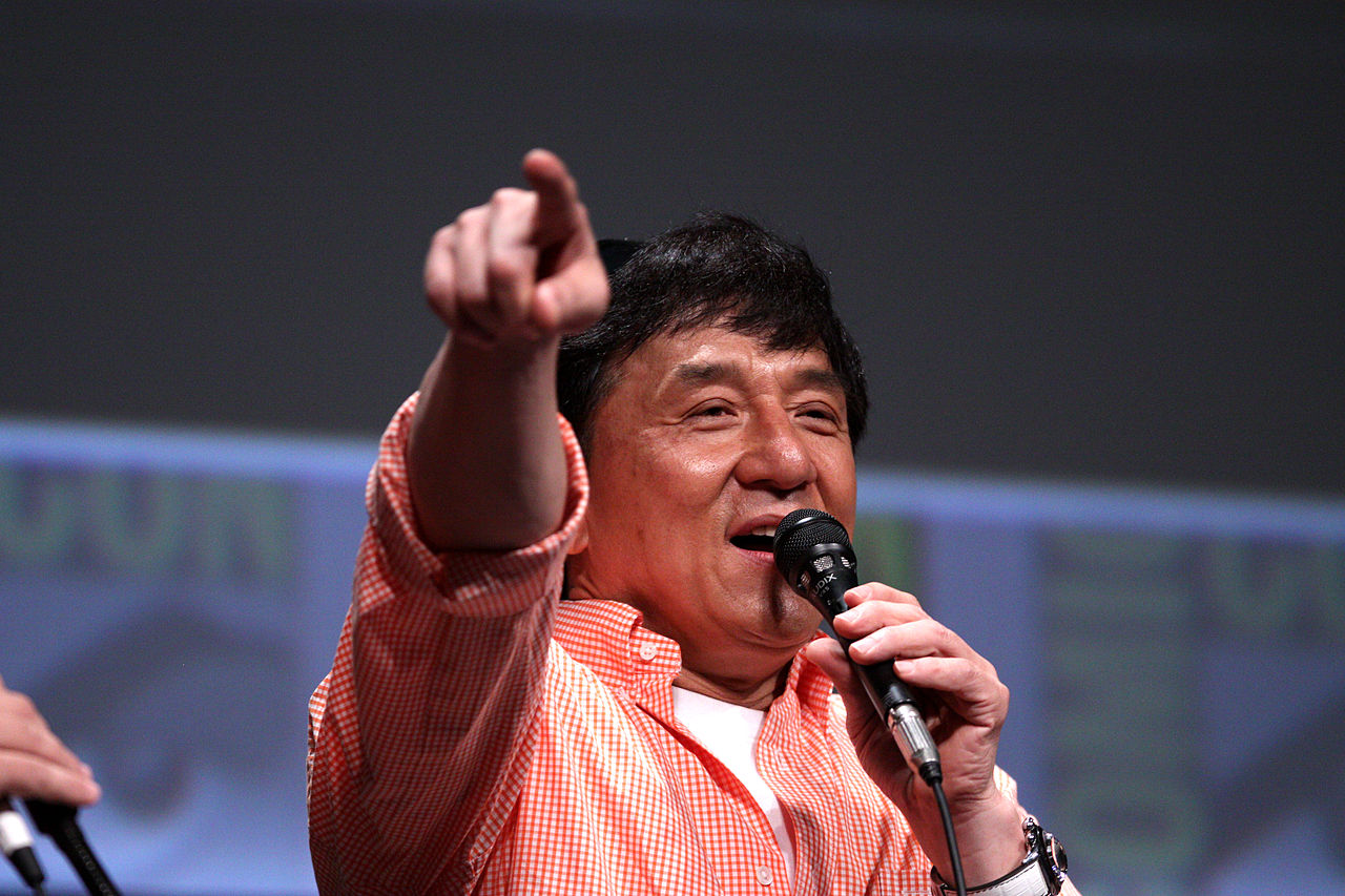 Jackie Chan Has Bought A Racing Team And His Crew Will