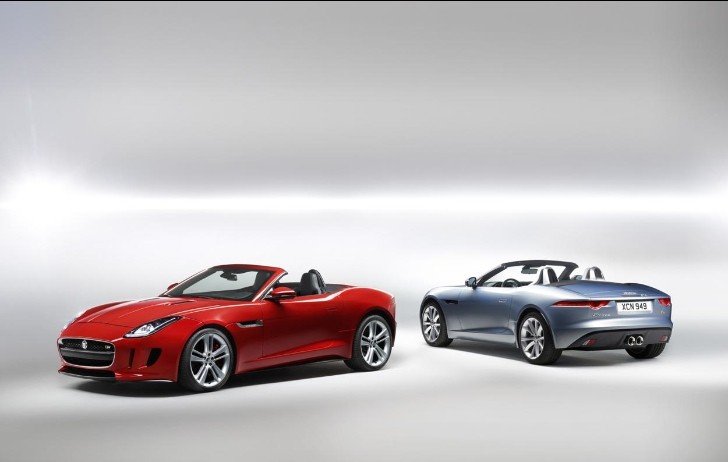 Jaguar Announces 2014 US Model Lineup