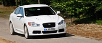 Jaguar Bringing XFR S-C Exclusive Pack to Geneva