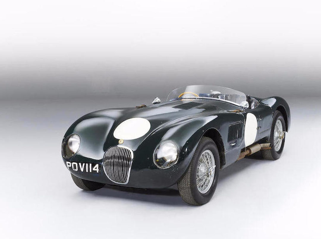Jaguar jaguar c : Jaguar C-Type Bought for $900 Is Estimated at Around $5.8 Million ...