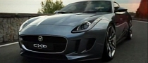 Jaguar C-X16 Concept Video Released