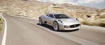 Jaguar C-X75 Concept Makes North American Debut in LA