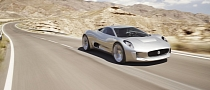 Jaguar C-X75 - Five Prototypes Being Built