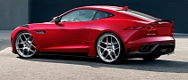 Jaguar Confirms F-Type Coupe RS and RS GT, Rendering Emerges