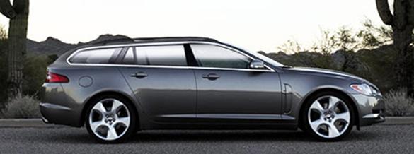 Jaguar Confirms XF Estate? - autoevolution