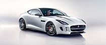 Jaguar F-Type Coupe Revealed, Gets 550 HP Engine [Video] [Photo Gallery]