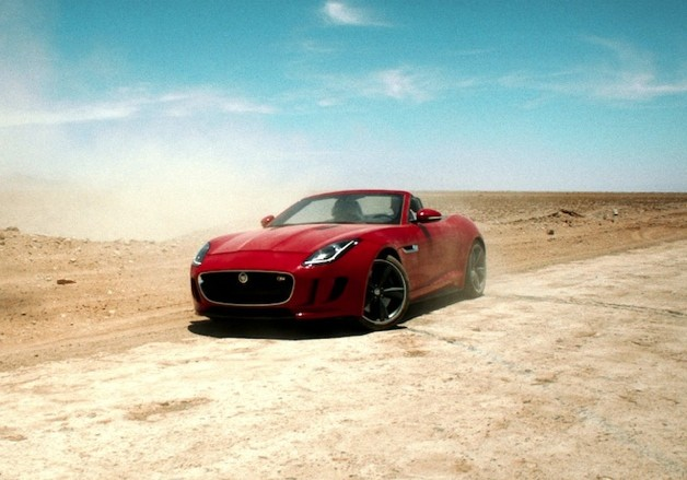 "Jaguar F-Type, Damian Lewis ""Desire"" Short Film Launched [Video]"