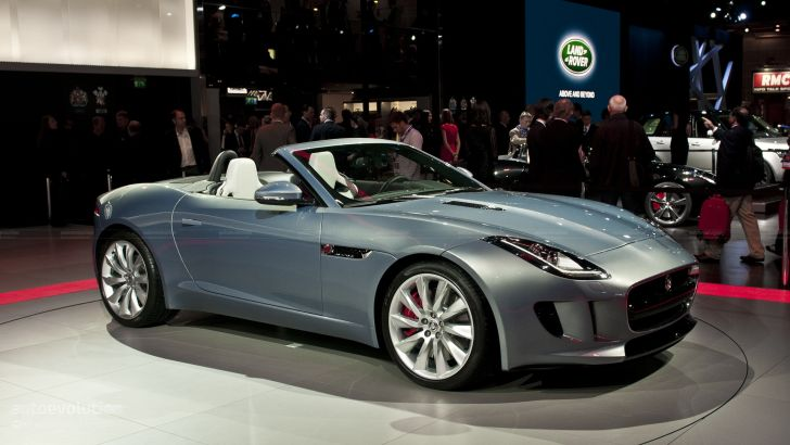 Jaguar F-Type Named 2013 World Car Design of the Year