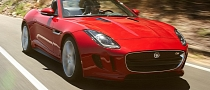 Jaguar F-Type Officially Unveiled [Photo Gallery]